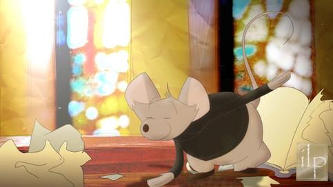 Maximous the Church Mouse