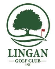 Lingan Golf Logo - Original Final Design