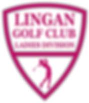 Lingan Logo for 2020 Ladies Division Pin