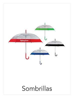 Sombrillas Paraguas Promocionales Impctoidea