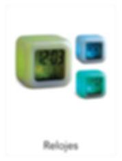 Relojes Promocionales Impctoidea