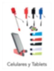 Artículos Celulares y Tablets Promocionales Impactoidea