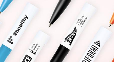 Cómo elegir un bolígrafo promocional