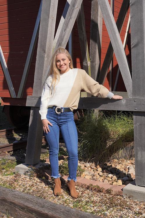 High Waist Demin Jeans