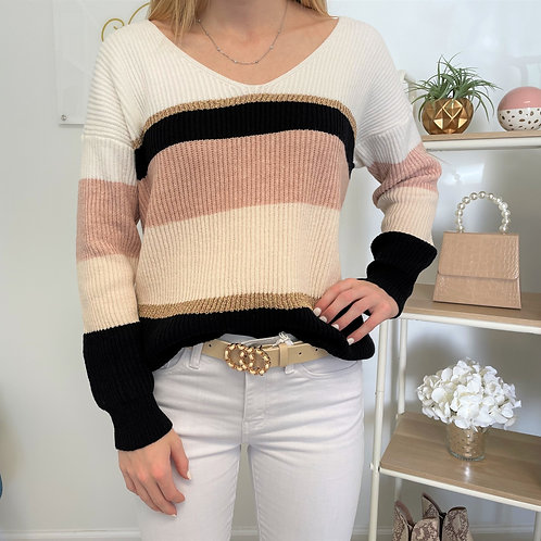 Loose Line Sweater