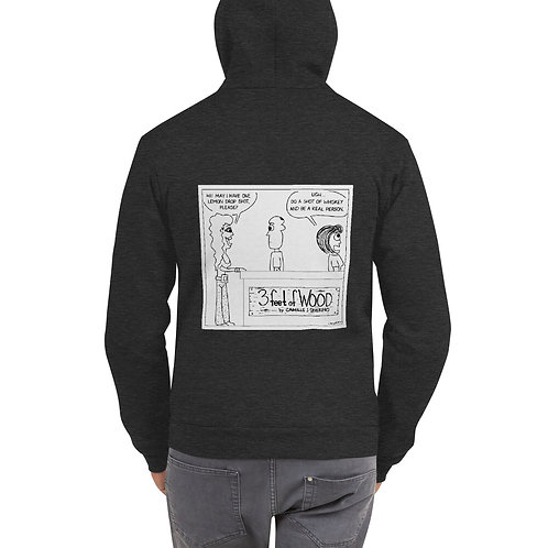 Do a Shot of Whiskey Hoodie sweater