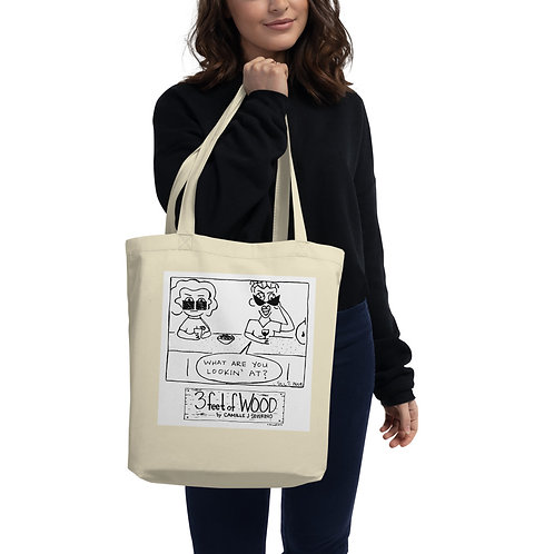 What Are You Looking At Eco Tote Bag