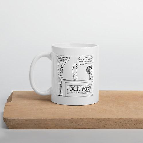 Do a Shot of Whiskey Mug