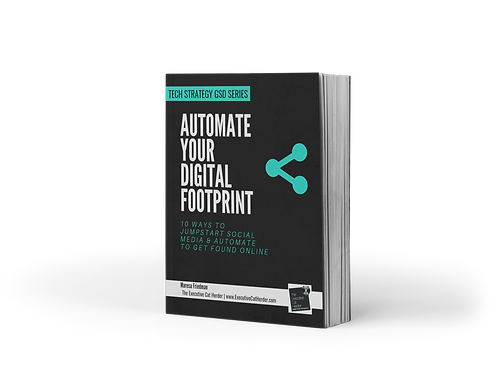 Automate your Digital Footprint