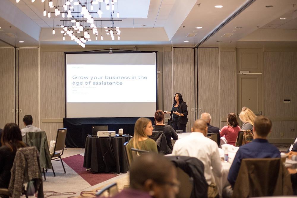 Maresa Friedman, Certified Google Speaker in Atlanta