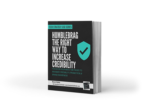 Humblebrag the Right Way to Increase Credibility