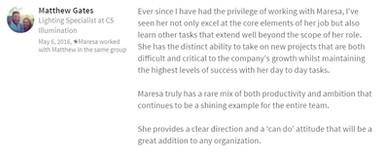 Matthew Gates - Sales Executive