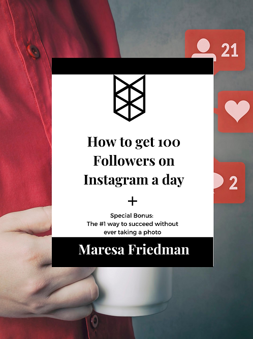 How to get 100 Followers on Instagram a day