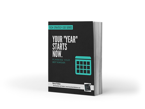 """Your """"Year"""" Starts Now."""