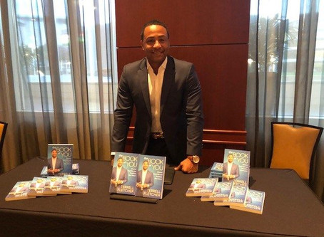 Proud to be part of a unique men's business summit in Atlanta, GA