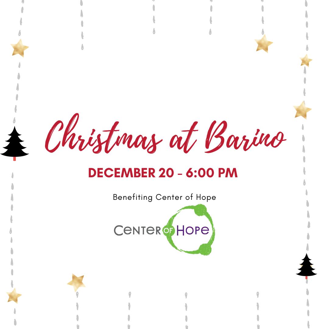 Christmas at Barino Family Night