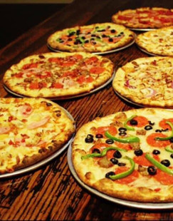 Red 7 Caters Pizza and Salads