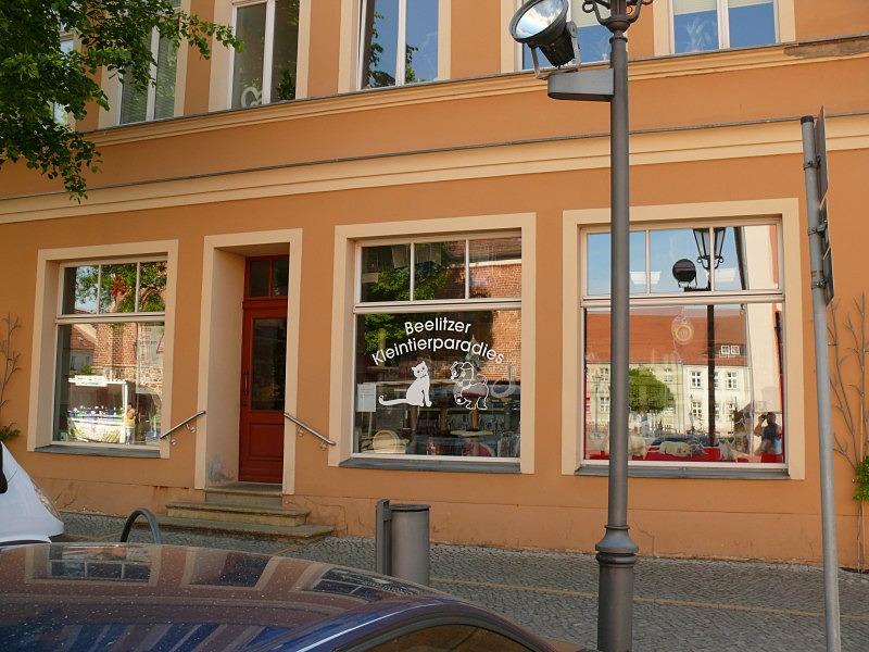 Berliner Straße 3, Beelitz