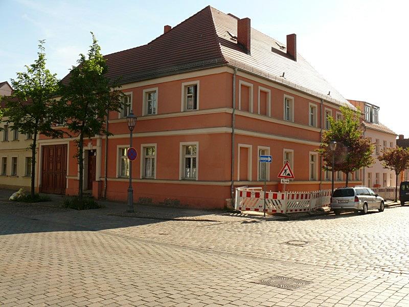 Berliner Straße 5, Beelitz