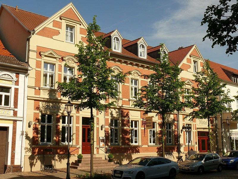 Berliner Straße 195, Beelitz