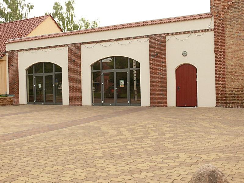 Sommersaal Wittbrietzen