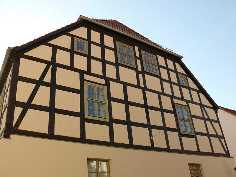 Kirchplatz 3, Beelitz