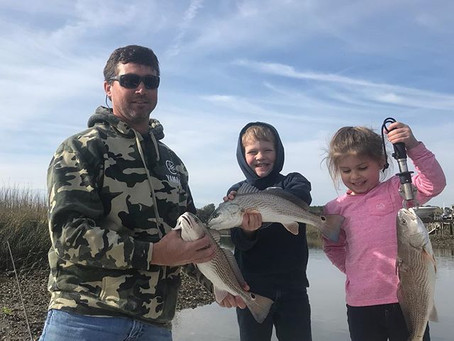 What an Awesome Week of Fishing