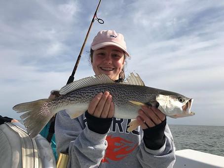 Charleston Fishing Report 4/8/19