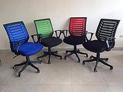 Sillas de Oficina, Sillas Giratorias, Sillas Malla, Sillas de Cuerina, Sillas Giratorias plasticas, sillas con palanca, Sillas ergonomicas,