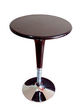 Mesas para Bar, Mesas Plasticas, Mesas de Vidrio, Mesas altas, mesas Cromadas
