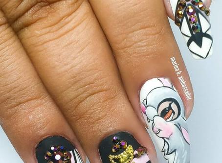 Compilation nail art, poses gels, formes artistiques et témoignages