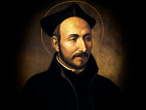 """""""Time to Laugh"""", with St Ignatius of Loyola"""
