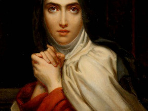 """""""A time to Laugh"""", with Saint Teresa of Avila"""