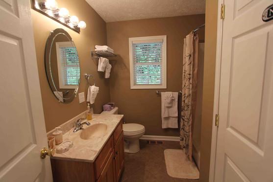 Upstairs Bathroom #1