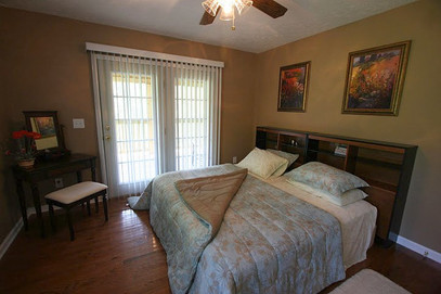 Upstairs Bedroom #1