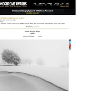 #40   Monochrome Photography Awards