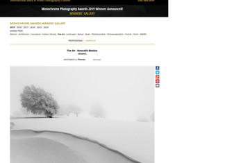 #40 | Monochrome Photography Awards