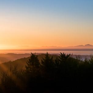 #39   Erster Sonnenaufgang 2020