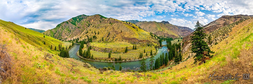 South Fork of the Salmon River, Idaho, USA - Code: LD6583882P3TMEX