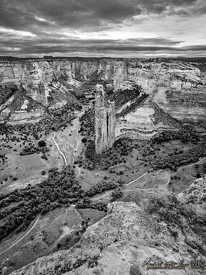 Canyon De Chelly National Monument, Arizona, USA - Code: DE6576380MT
