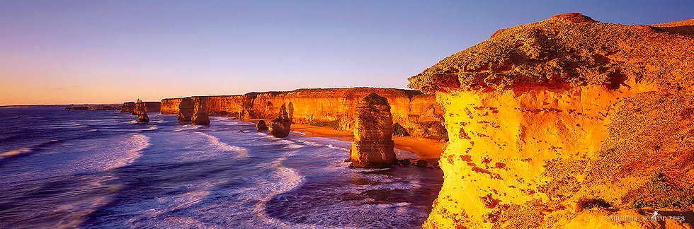 Sea stacks called the 12 Apostles on the great Ocean Rd, Australia. Fine Art Photography Prints for Sale