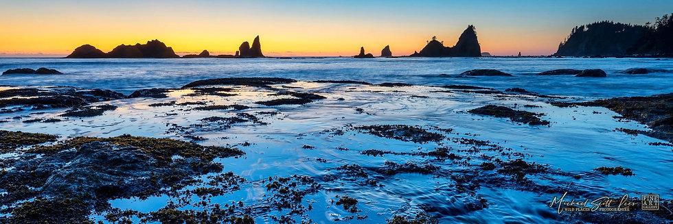 Olympic Coast National Park, Washington State, USA - Code: SE7836P3TMEX