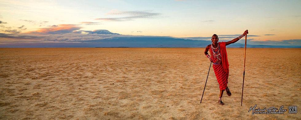 Amboseli National Park, Kenya – Code: PE31358P25T