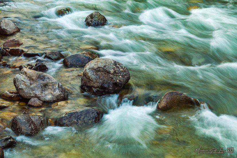South Fork of the Salmon River, Idaho, America. Michael Scott Lees fine art photographic prints for sale