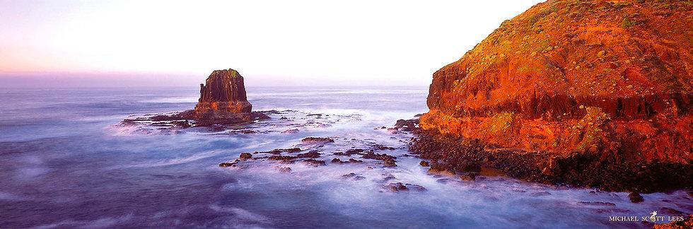 Sea stack at Bushranger Bay on the Mornington Peninsula, Australia. Fine Art Photography Prints for Sale