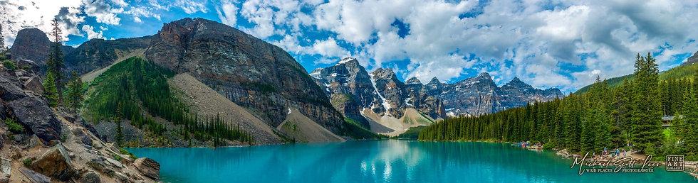 Moraine Lake, Banff National Park, Alberta, Canada - Code: LD6584283P3TMEX