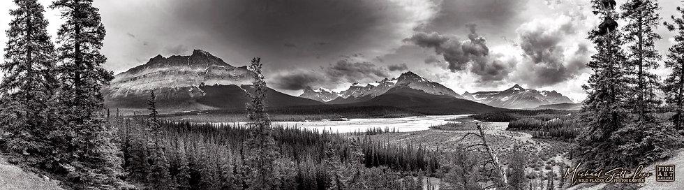 Howse River, Jasper National Park, Alberta, Canada - Code: LD6584929P3TMEX