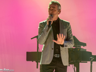 Alain Chamfort en concert                         La Nouvelle Vague - Saint-Malo 19/10/2018