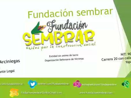 Presentación Fundación Social Sembrar