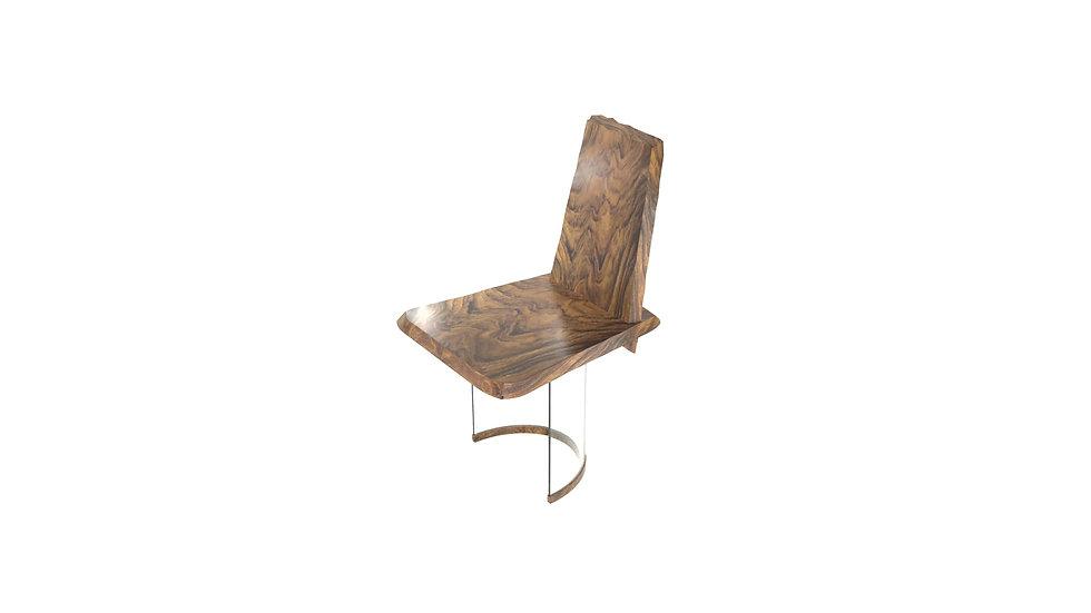 accent chair, outdoors furniture, living room, live edge chair, wood slab chair, modern chair, glass chair, Meraki Woods